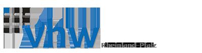 vhw Landesverband RLP Logo